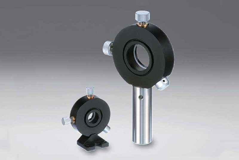 Two Axis Lens Mounts