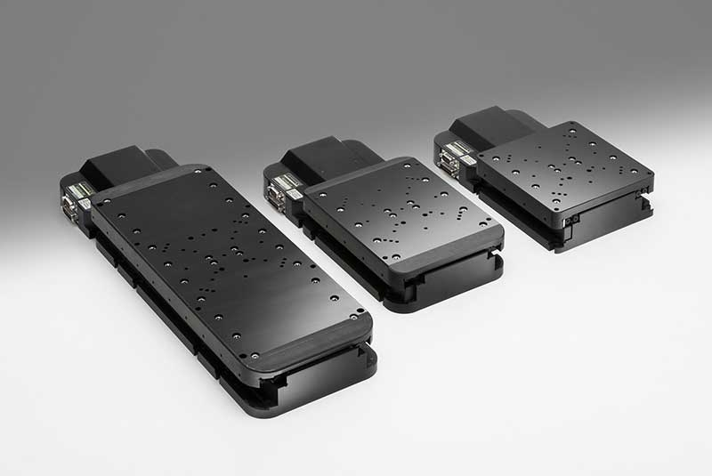 High Load Linear Stages (up to 40kg, 1, 2 and 3 axis)