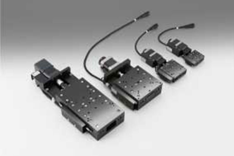 Compact Linear Stages (1 and 2 axis)