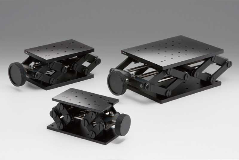 Manual Lab-Jack Platforms