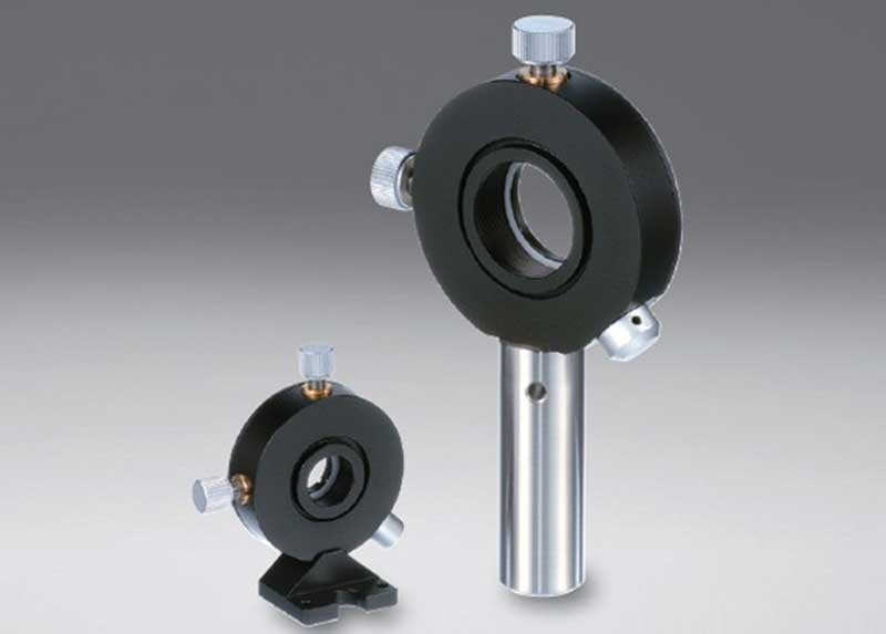 Two-Axis Lens Mounts