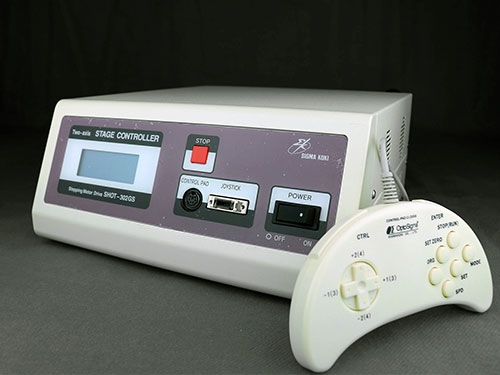 Controllers for Goniometer Motorized Stages