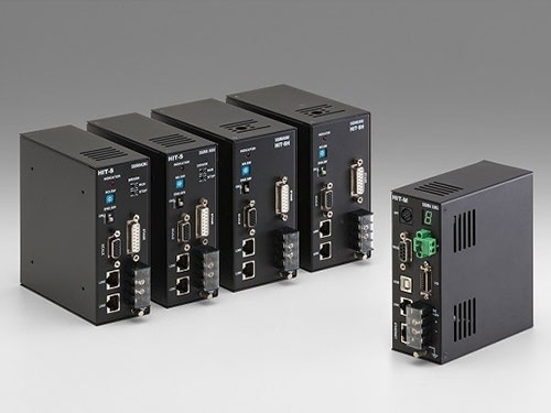 Controllers for HST High Load Capacity Linear Stages