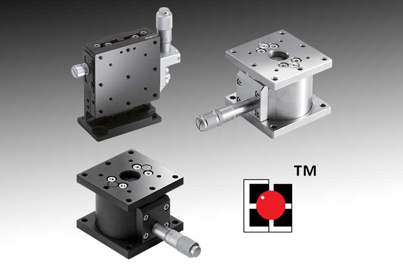EXC™ Precision-Bearing Steel Stages
