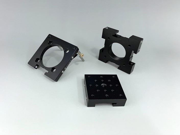 CageCore Vertical Plate for OBS Assembly