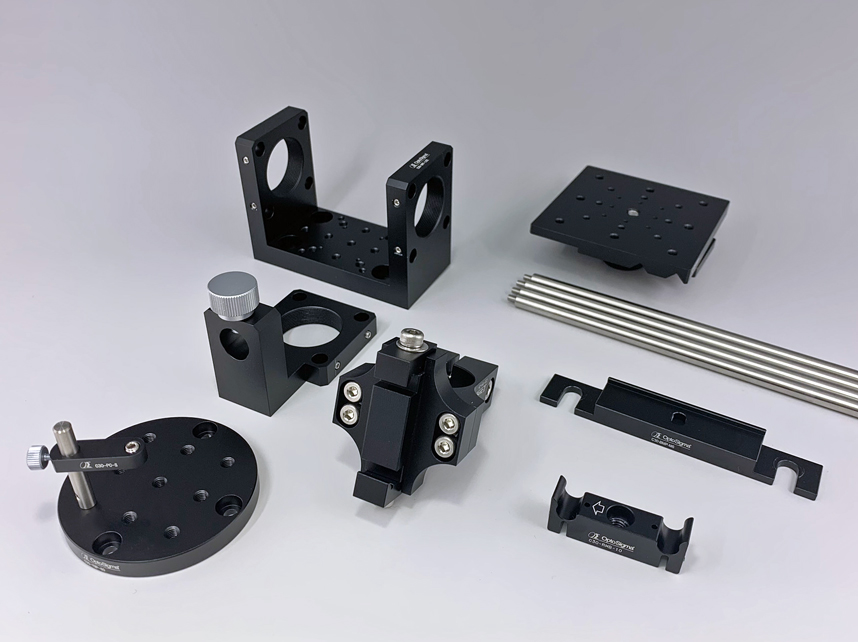 30mm Cage Components
