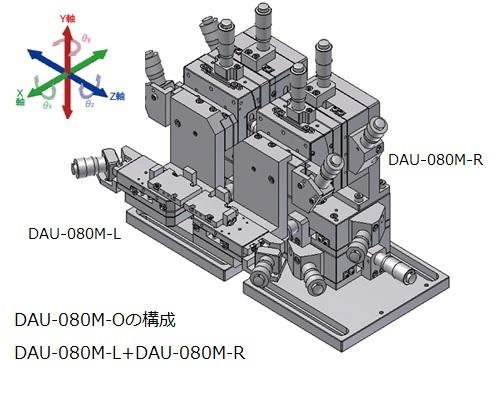 Manual Optical Fiber Alignment System