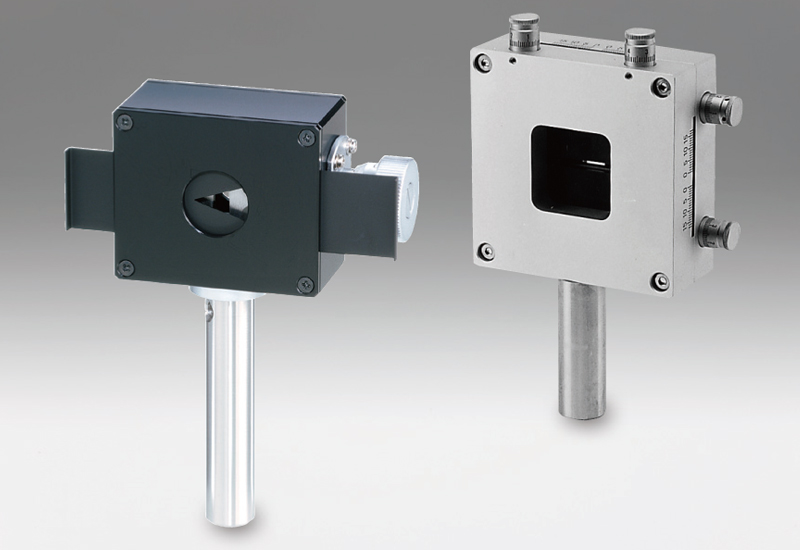 Optical Pinholes/Slits and Mounts