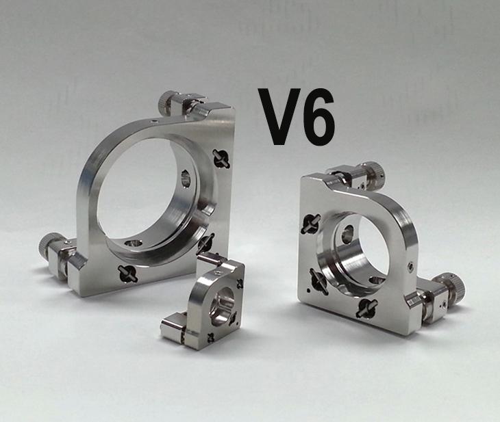 Vacuum Compatible Mirror Mounts