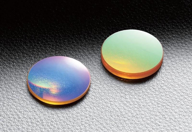 Silicon Plano Convex Lens