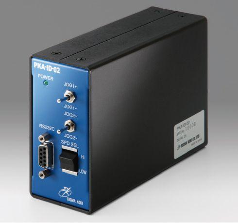 Controllers for Ultrasonic (PKA) Actuators