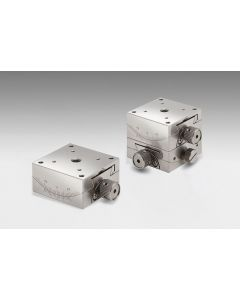 2-Axis Stainless Steel Goniometers