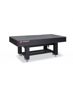 Frame&Caster, Self-Leveling Optical Tables, Pneumaticlly Isolated