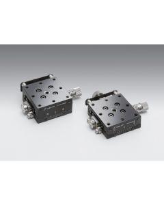 1-Axis, Steel EXC™ Precision-Bearing Lead Screw Goniometers