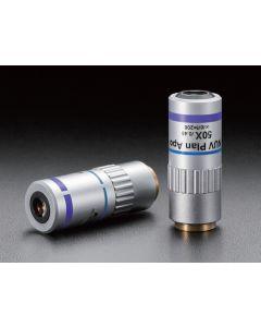 Objective lenses for NUV range
