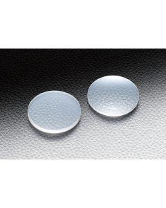 Calcium Fluoride Plano Convex Lenses