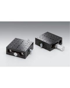 1-Axis, Large Platform, Ball Bearing Aluminium  Goniometers