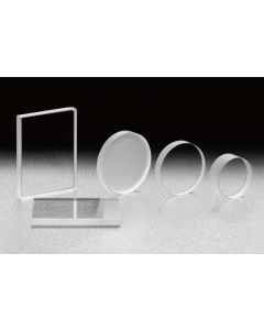 Optical Parallels (Synthetic fused silica, Square) □10 - □20