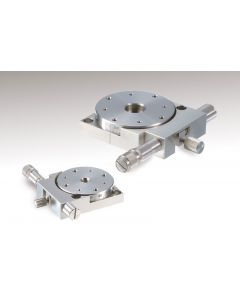 Vacuum Compatible Stainless Steel Rotation Stages
