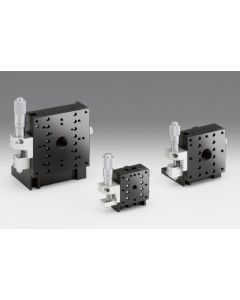 Crossed-Roller L-Bracket Aluminum Stages