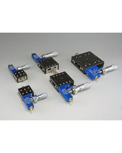 Piezo-Assist X-Axis Stages