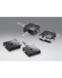 Crossed-Roller Aluminum Stages
