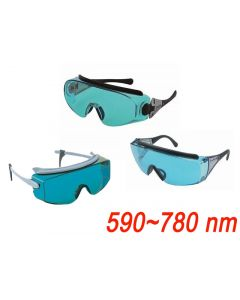 Laser Protective Eyewear for Visible (red)