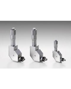 Angled Micrometer Heads