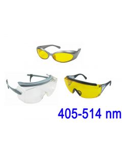 Laser Protective Eyewear for Visible (blue)