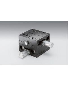 2-Axis, Large Platform, Ball Bearing Aluminium  Goniometers