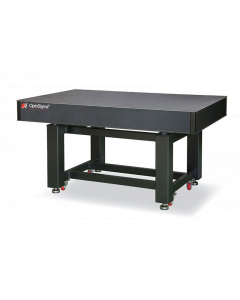 Frame & Casters, Elastomerically Isolated, Fixed Level Optical Tables