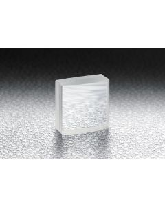 Cylindrical Plano-convex Lenses BK7 Uncoated