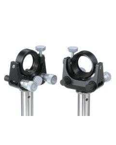 Gimballed Beamsplitter Mounts (Micrometer Type)