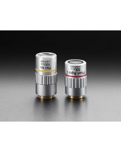 Long Working Distance Objective Lenses