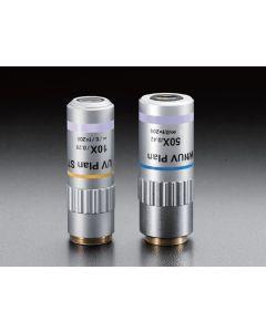 3-Wavelengths Objective Lenses
