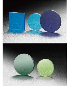 Blue and Green Filters
