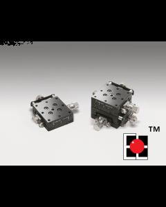2-Axis, Steel EXC™ Precision-Bearing Lead Screw Goniometers