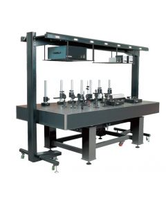 Overhead Table Shelf System