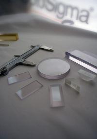 Yb:YAG Laser Crystal – Slab