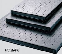 Metric, M6 Thread Optical Tabletops and Breadboards