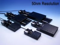 50nm-Resolution Stage System