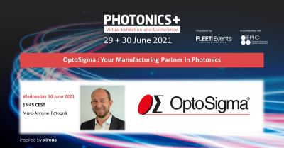 Photonics + 29/06 - 30/06 | Presentation