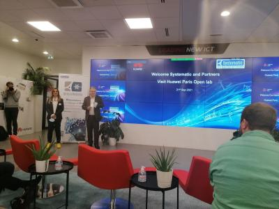 What's On at OPEN LAB HUAWEI in Paris