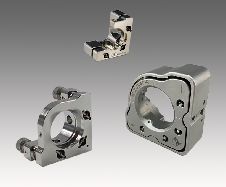 Precision-Grade Stainless Steel Mirror Mounts