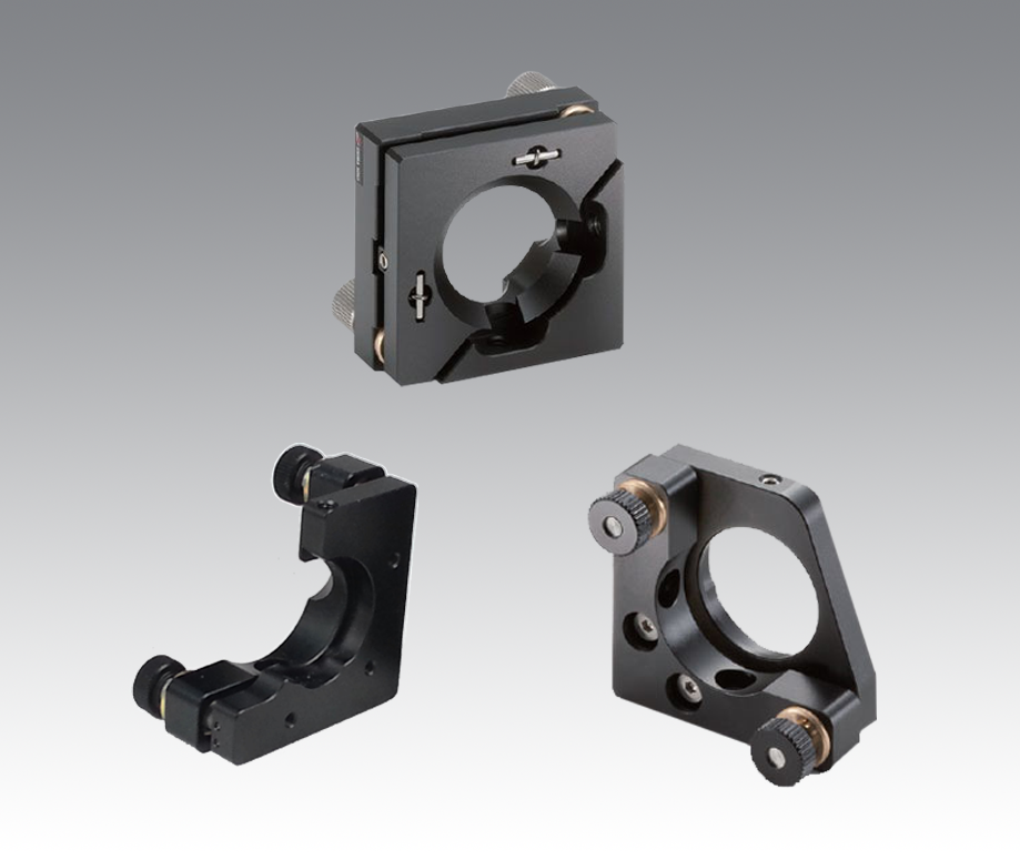 Standard-Grade Kinematic Mirror Mounts