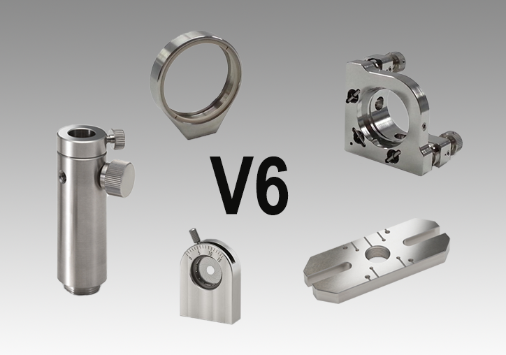 Vaccum Compatible Components