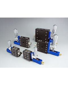 Piezo-Assist, Z-Axis-Stages, Vertical Platform/Vertical Base