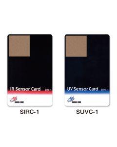 IR/UV Sensor Cards