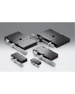 X-axis Long-Travel EXC™ Steel Stages