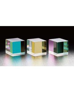 Dielectric Cube Beamsplitters